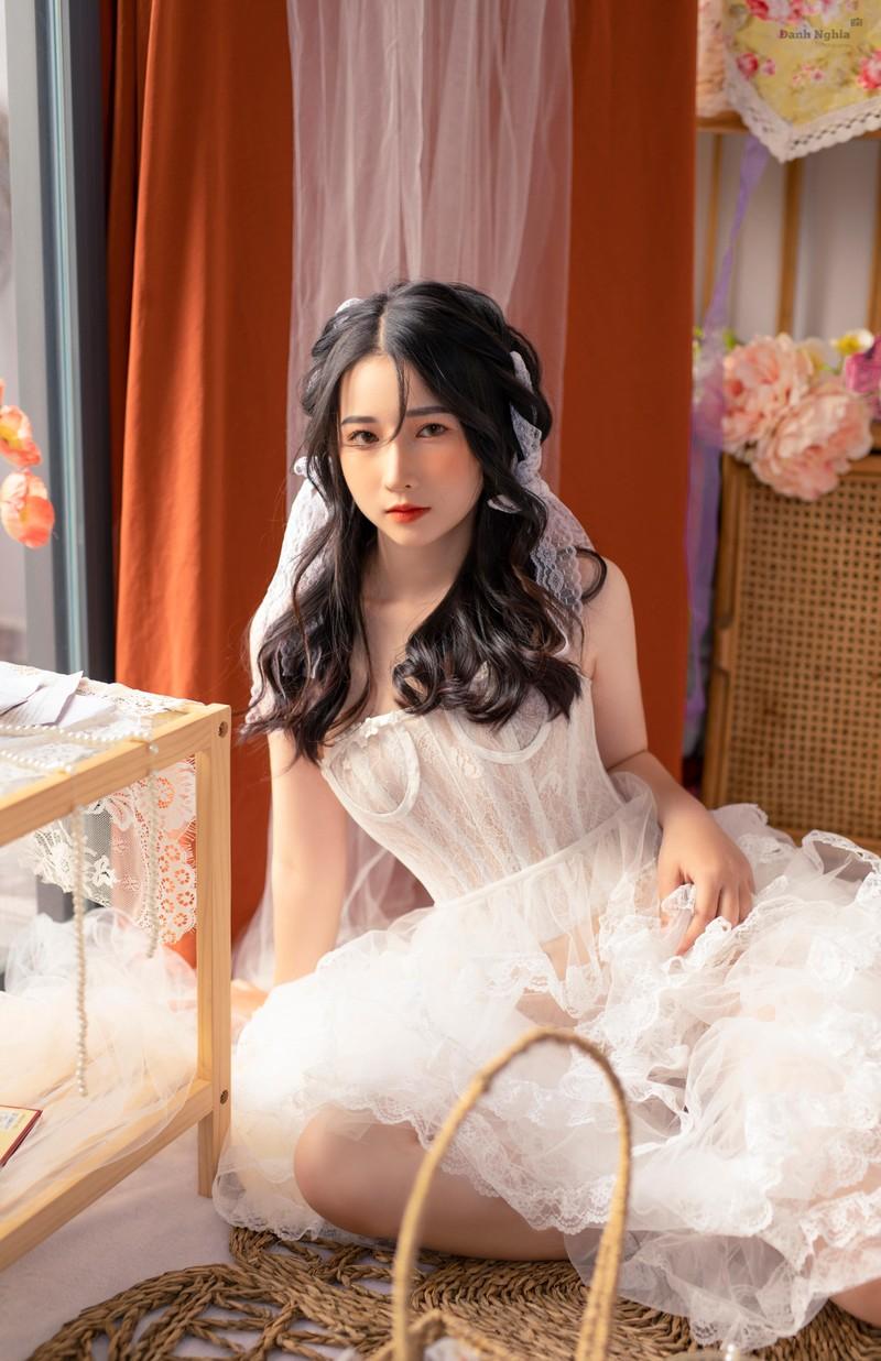 Hot girl Tay Ninh tung bo anh don tim cong dong mang-Hinh-7