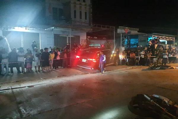 Tai nan kinh hoang 7 nguoi thuong vong o Quang Nam: Tai xe say ruou?
