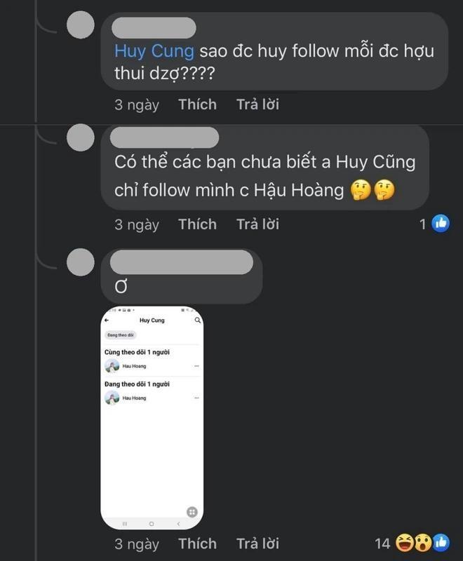 Follow Hau Hoang, Huy Cung lai day len nghi van da 'toang' voi vo-Hinh-5