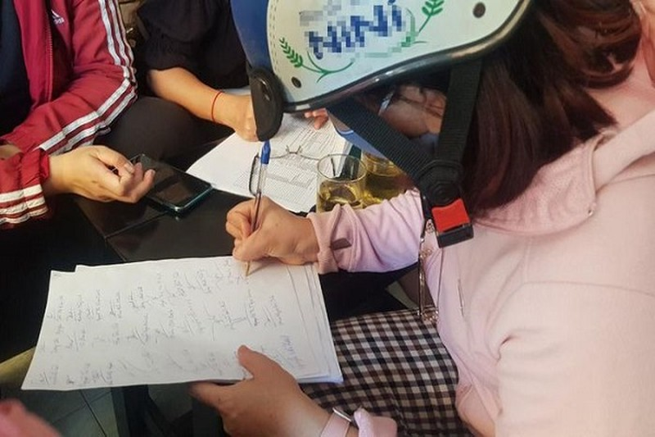 Cong an TP.HCM tiep nhan hang tram don to cao Coolcat