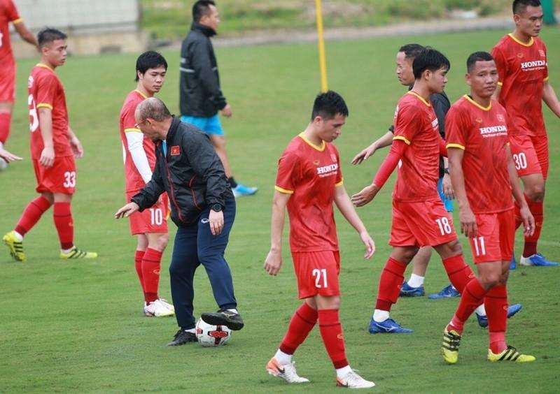 Cong thuc chien thang cu, DT Viet Nam song sao o VL World Cup?