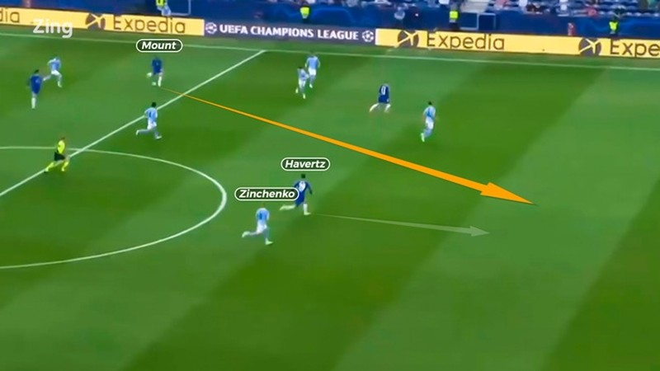 Chelsea vo dich Champions League