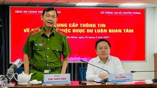 Cong an TP HCM noi ve nhung tin don lien quan den vu bat giu Youtuber Le Chi Thanh-Hinh-3