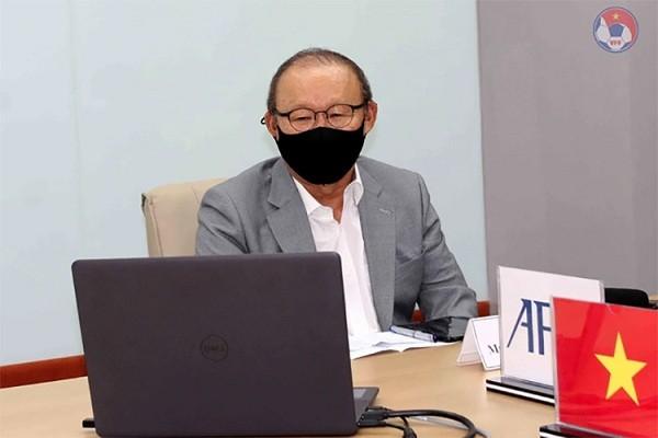 Tuyen Viet Nam dau Trung Quoc, HLV Park Hang Seo noi gi?