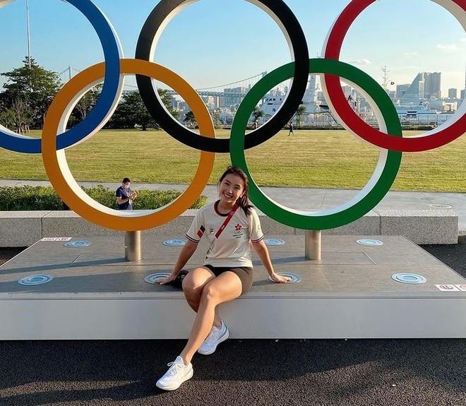 Lo danh tinh nu kiem thu Hong Kong gay sot tai Olympic Tokyo-Hinh-3