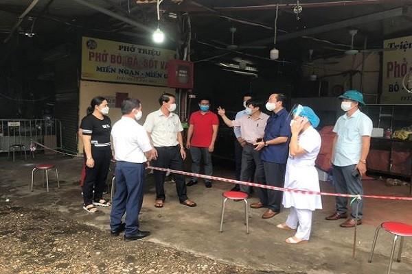 Tam dong cua, phong toa cho Phung Khoang- Trung Van