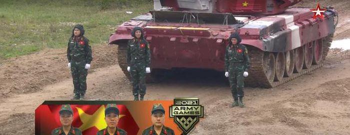 Army Games 2021: Viet Nam tiep tuc dua xe tang, chac suat chung ket cong binh-Hinh-2