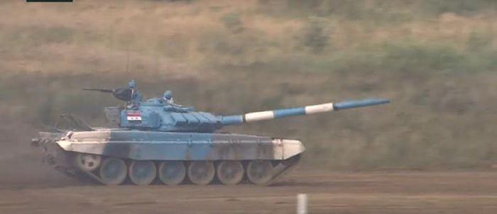 Army Games 2021: Viet Nam tiep tuc dua xe tang, chac suat chung ket cong binh-Hinh-6