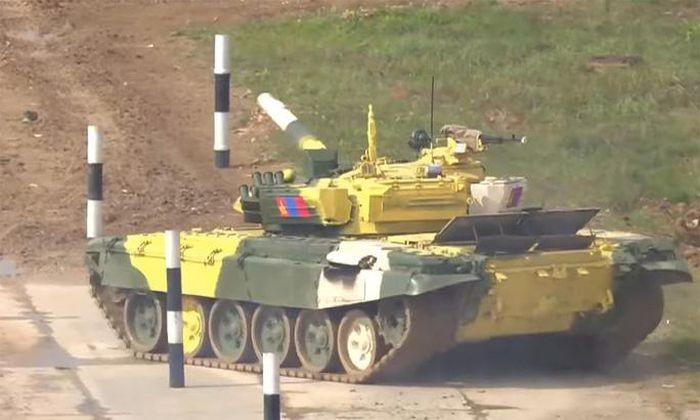 Army Games 2021: Viet Nam tiep tuc dua xe tang, chac suat chung ket cong binh-Hinh-7