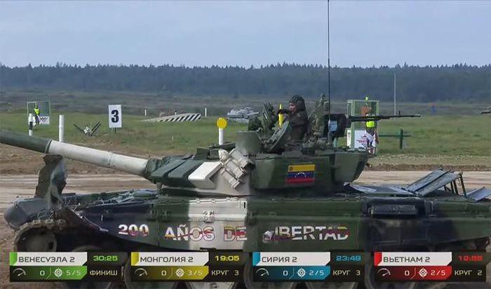 Army Games 2021: Viet Nam tiep tuc dua xe tang, chac suat chung ket cong binh-Hinh-8