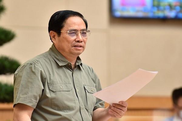 Thu tuong: Thong nhat mot app de thuan tien cho dan, chuan bi vaccine cho tre em