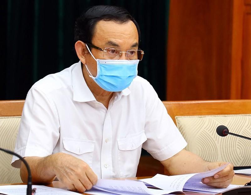 Bi thu TP.HCM: 'Chung ta da cho doi nhung con so nay rat lau roi'