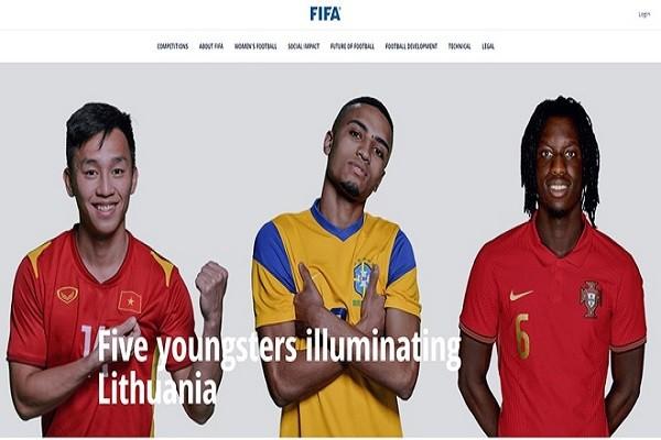FIFA chon Van Hieu vao top 5 cau thu tre hay nhat vong bang World Cup