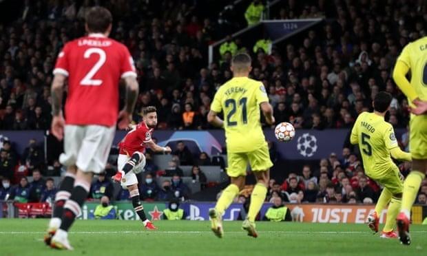 Ronaldo ghi ban phut bu gio, Man United loi nguoc dong Villarreal-Hinh-8