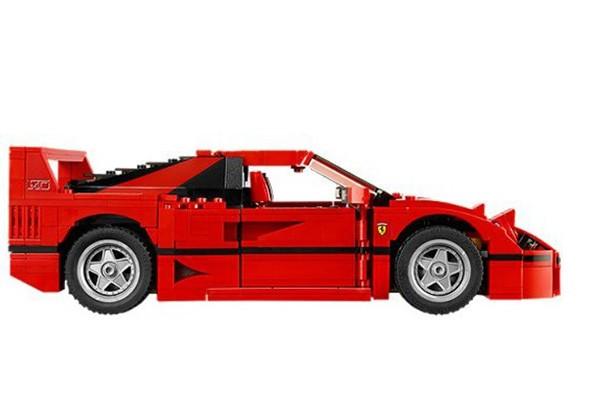 So huu sieu xe Ferrari F40 gia chi hon 2 trieu dong