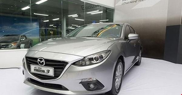 Hon 10.000 xe Mazda 3 tai Viet Nam dinh an trieu hoi