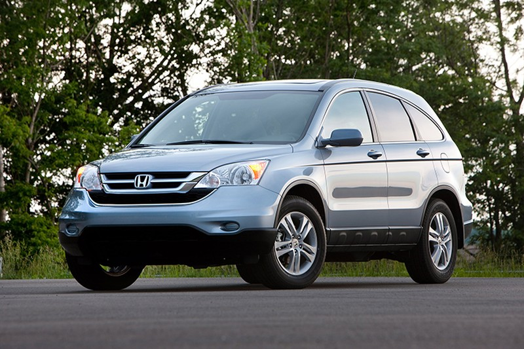Gan 10.000 xe Honda Civic, CR-V va Accord dinh loi tai VN