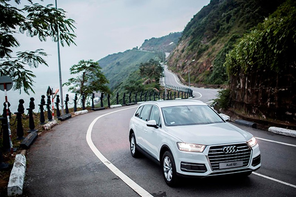 Nua dau 2016 doanh so Audi dat hon 1,1 trieu xe