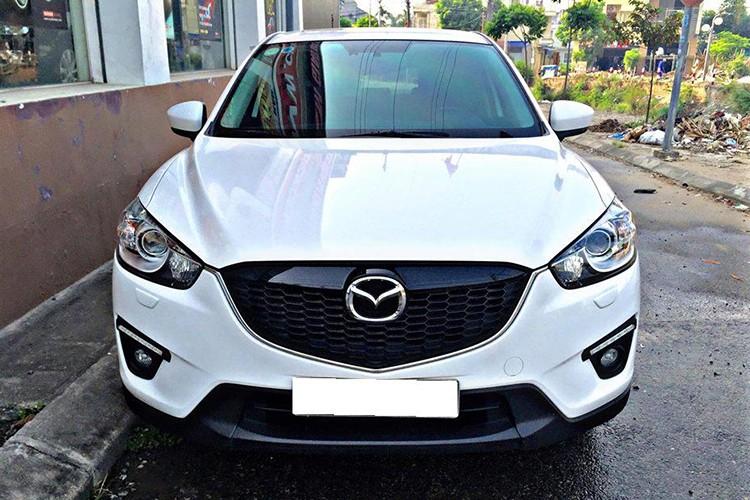 Bao duong xe Mazda CX5, Kia Hai Phong tu y trao do?-Hinh-2