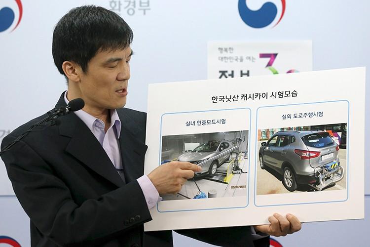 """Nissan """"dieu dung"""" vi be boi gian lan khi thai tai Han Quoc-Hinh-2"""