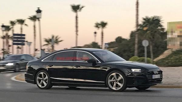 Audi A8 2018 the he moi sap ra mat toan cau