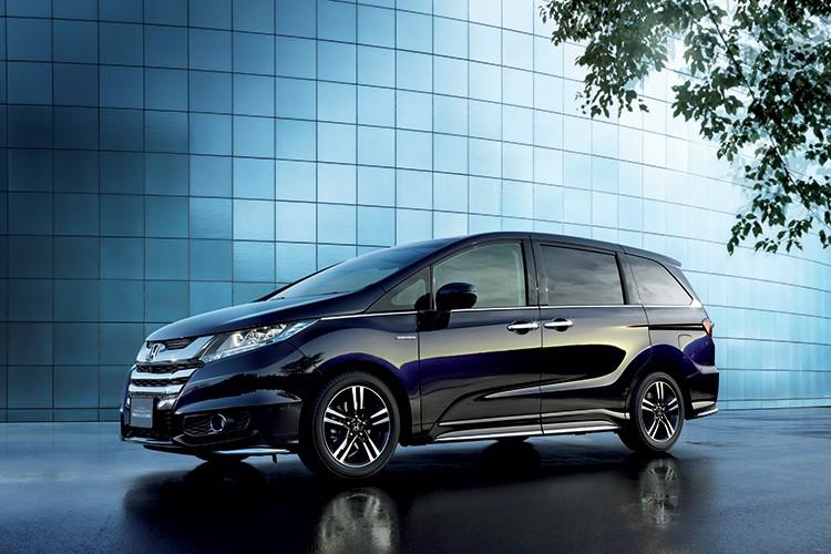 """Xe sang Honda Odyssey 2017 """"chot gia"""" 1,99 ty tai VN-Hinh-5"""
