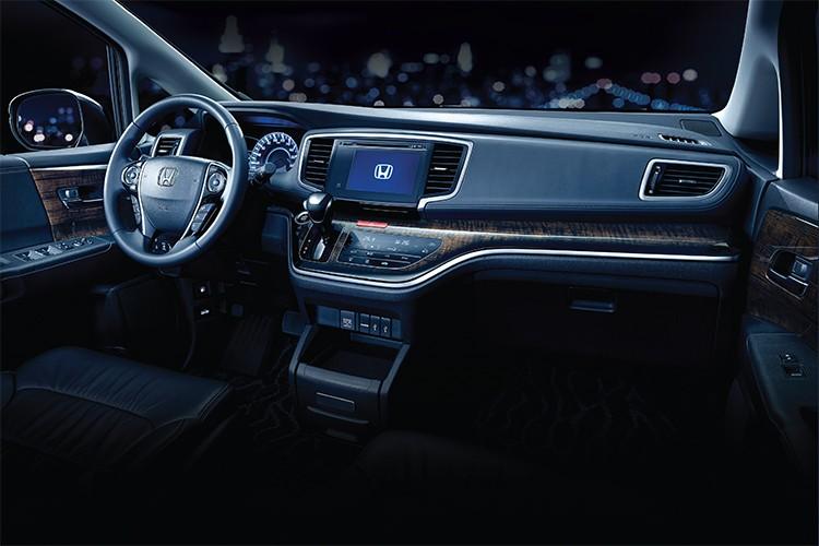 """Xe sang Honda Odyssey 2017 """"chot gia"""" 1,99 ty tai VN-Hinh-6"""