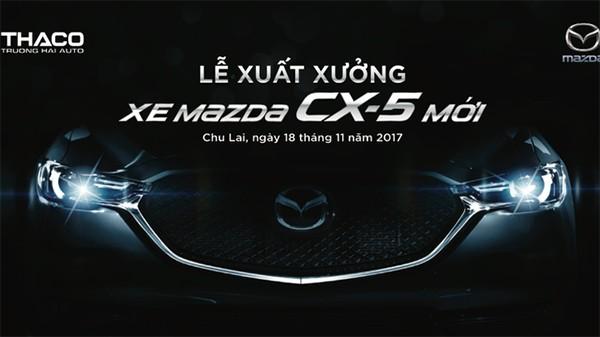 Mazda CX-5 2018 lo dien truoc ngay ra mat tai Viet Nam-Hinh-2
