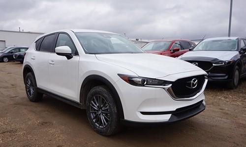 Mazda CX-5 2018 lo dien truoc ngay ra mat tai Viet Nam