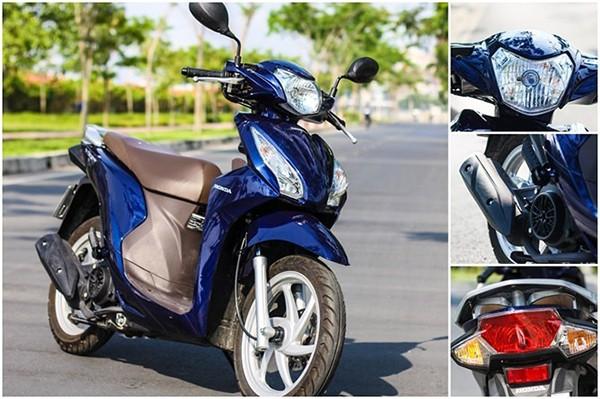 Cuoi nam gia xe may Honda tang vot, Yamaha rot tham-Hinh-2