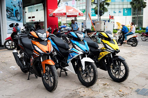 Cuoi nam gia xe may Honda tang vot, Yamaha rot tham-Hinh-3