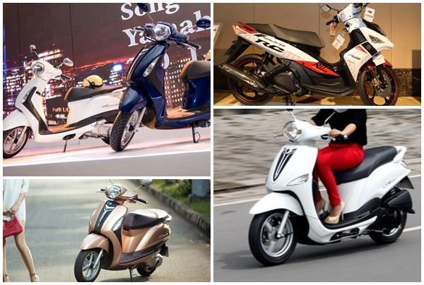 Cuoi nam gia xe may Honda tang vot, Yamaha rot tham-Hinh-4