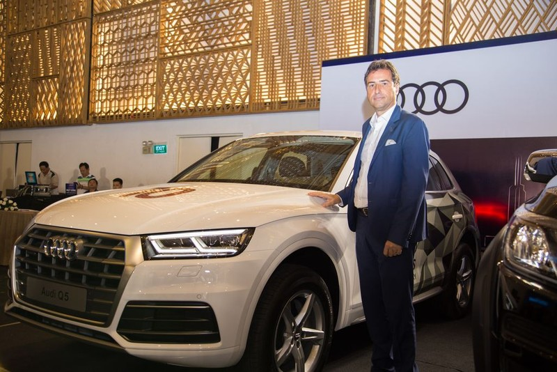 Audi Viet Nam se mang gi den Trien lam VMS 2018?