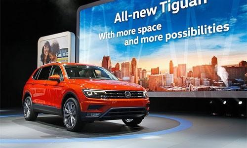Trieu hoi xe Volkswagen Tiguan dinh loi tren toan TG