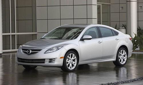 Gan 50.000 xe Mazda 6 dinh loi nguy hiem o he thong lai