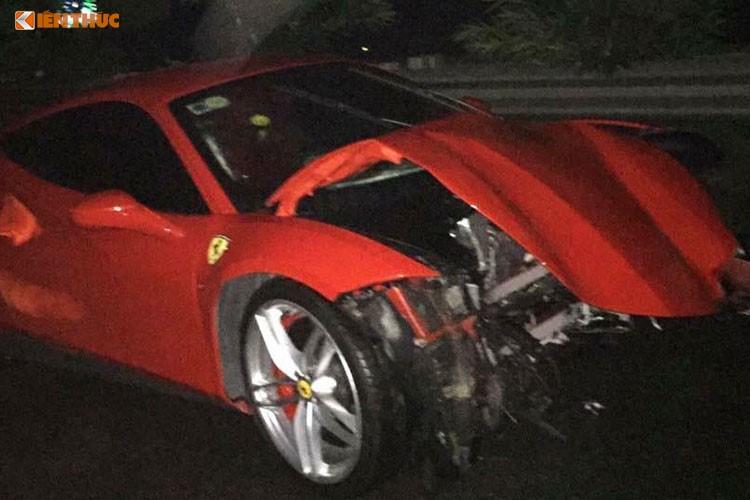 Chi phi sua sieu xe Ferrari cua Tuan Hung khoang 3 ty dong-Hinh-2