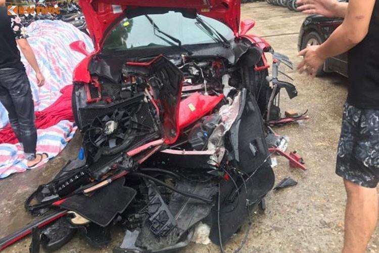 Chi phi sua sieu xe Ferrari cua Tuan Hung khoang 3 ty dong-Hinh-3
