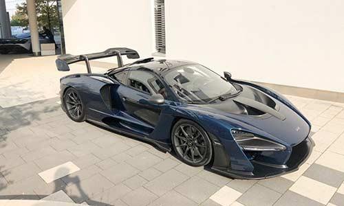Sieu xe McLaren 23 ty dong
