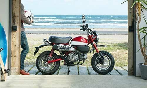 Honda Super Cub va Monkey 125 ra mat tai Viet Nam-Hinh-2
