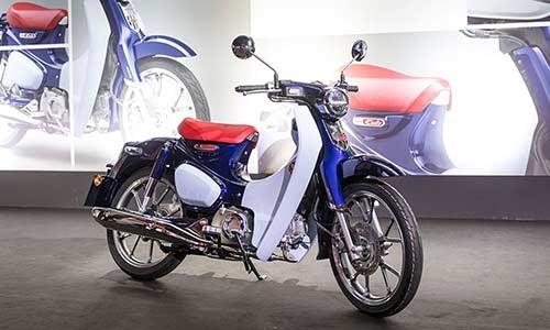 Honda Super Cub va Monkey 125 ra mat tai Viet Nam-Hinh-3
