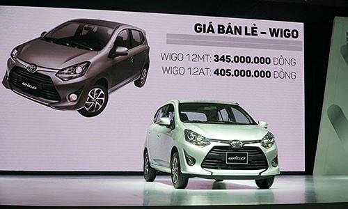 "Moi mo ban, Toyota Wigo ""vuot mat"" Hyundai Grand i10"