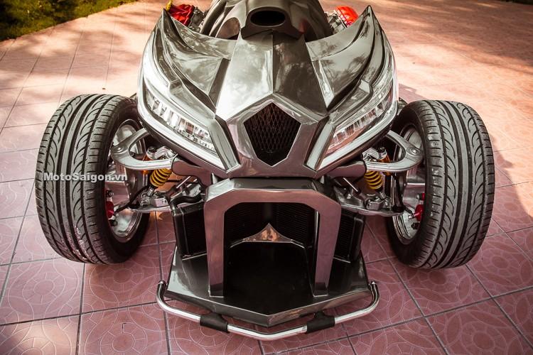 Sieu moto Honda CBR1000RR do 4 banh doc nhat Viet Nam-Hinh-3