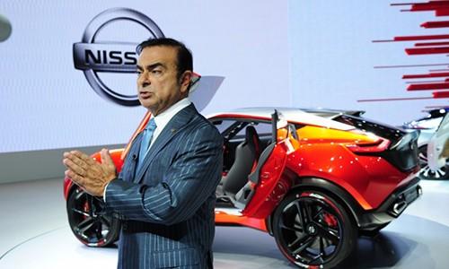 Anh huong cua chu tich Nissan voi hang xe Nhat the nao?
