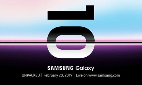 Samsung Galaxy S10 va smartphone gap ra mat ngay 20/2-Hinh-3