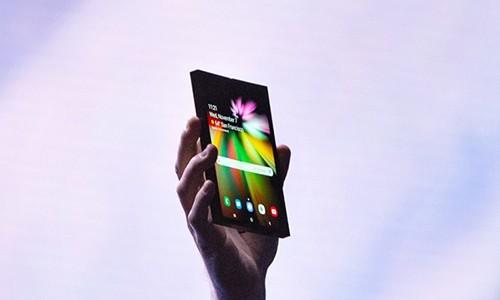 Samsung Galaxy S10 va smartphone gap ra mat ngay 20/2