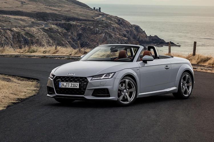 Chi tiet xe Audi TT ky niem 20 nam gia 1,22 ty dong-Hinh-4
