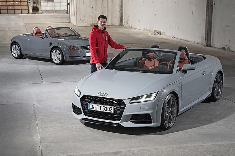 Chi tiet xe Audi TT ky niem 20 nam gia 1,22 ty dong-Hinh-5