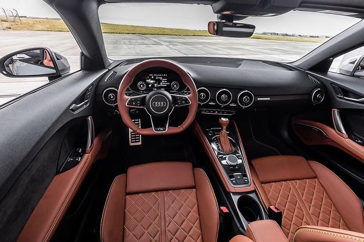 Chi tiet xe Audi TT ky niem 20 nam gia 1,22 ty dong-Hinh-7