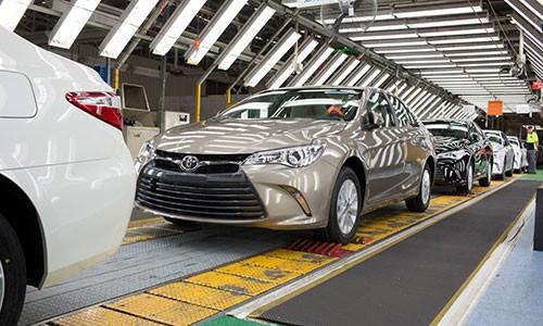 Toyota Australia bi tin tac tan cong, danh cap du lieu