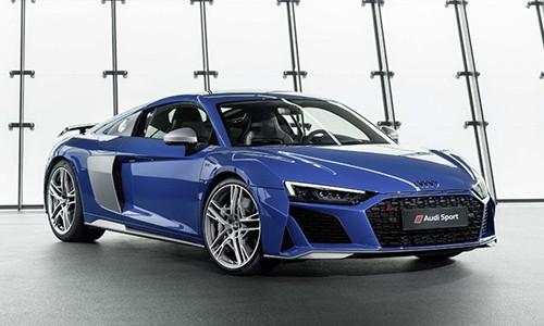 Sieu xe Audi R8